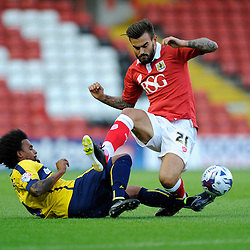 Bristol City v Oxford United