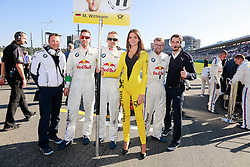 October 16, 2016 - Hockenheim, Germany - Motorsports: DTM race Hockenheim, Saison 2016 - 9. Event Hockenheimring, GER, BMW Team RMG (Credit Image: © Hoch Zwei via ZUMA Wire)