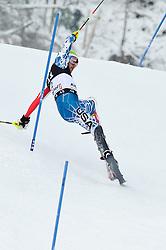 23.01.2011, Hahnenkamm, Kitzbuehel, AUT, FIS World Cup Ski Alpin, Men, Slalom, im Bild // Bode Miller (USA) // during the men slalom race at the FIS Alpine skiing World cup in Kitzbuehel, EXPA Pictures © 2011, PhotoCredit: EXPA/ S. Zangrando