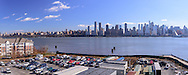7th Floor, View From Nine on the Hudson, West New York, NJ