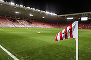 Stadium of Light before the Barclays Premier League match between Sunderland and Manchester City at the Stadium Of Light, Sunderland, England on 2 February 2016. Photo by Simon Davies.