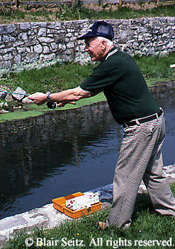 Active Aging Senior Citizens, Retired, Activities, Elderly Couple Outdoor Recreation, Staying Fit, Enjoying Nature Aged Man Fishing