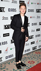 Conor Maynard attends The British LGBT Awards at The Landmark Hotel, London on Friday 24 April 2015
