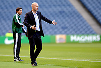 06/08/14 UEFA CHAMPIONS LEAGUE 3RD QUALIFYING RND 2ND LEG<br /> CELTIC v LEGIA WARSAW<br /> BT MURRAYFIELD STADIUM - EDINBURGH<br /> Legia Warsaw manager Henning Berg