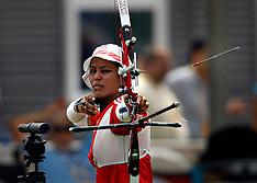 20080809 Olympics Beijing 2008, Bueskydning, kvinder, rankin.