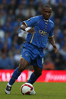 Fotball<br /> England<br /> Foto: Fotosport/Digitalsport<br /> NORWAY ONLY<br /> <br /> Lassana Diarra (Portsmouth) <br /> 18.09.08  Portsmouth v Vitorio SC UEFA Cup 1st Round Fratton