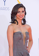 "MORENA BACCARIN - 64TH PRIME TIME EMMY AWARDS.Nokia Theatre Live, Los Angelees_23/09/2012.Mandatory Credit Photo: ©Dias/NEWSPIX INTERNATIONAL..**ALL FEES PAYABLE TO: ""NEWSPIX INTERNATIONAL""**..IMMEDIATE CONFIRMATION OF USAGE REQUIRED:.Newspix International, 31 Chinnery Hill, Bishop's Stortford, ENGLAND CM23 3PS.Tel:+441279 324672  ; Fax: +441279656877.Mobile:  07775681153.e-mail: info@newspixinternational.co.uk"
