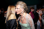 LADY CARINA FROST; PRINCESS MICHAEL OF KENT, The Ormeley dinner in aid of the Ecology Trust and the Aspinall Foundation. Ormeley Lodge. Richmond. London. 29 April 2009