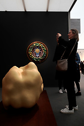 UK ENGLAND LONDON 4OCT17 - Works of art on display during the Frieze Masters art fair in Regents Park, central London.<br /> <br /> jre/Photo by Jiri Rezac<br /> <br /> &copy; Jiri Rezac 2017