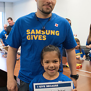 Samsung Day Of Service 5/13/16