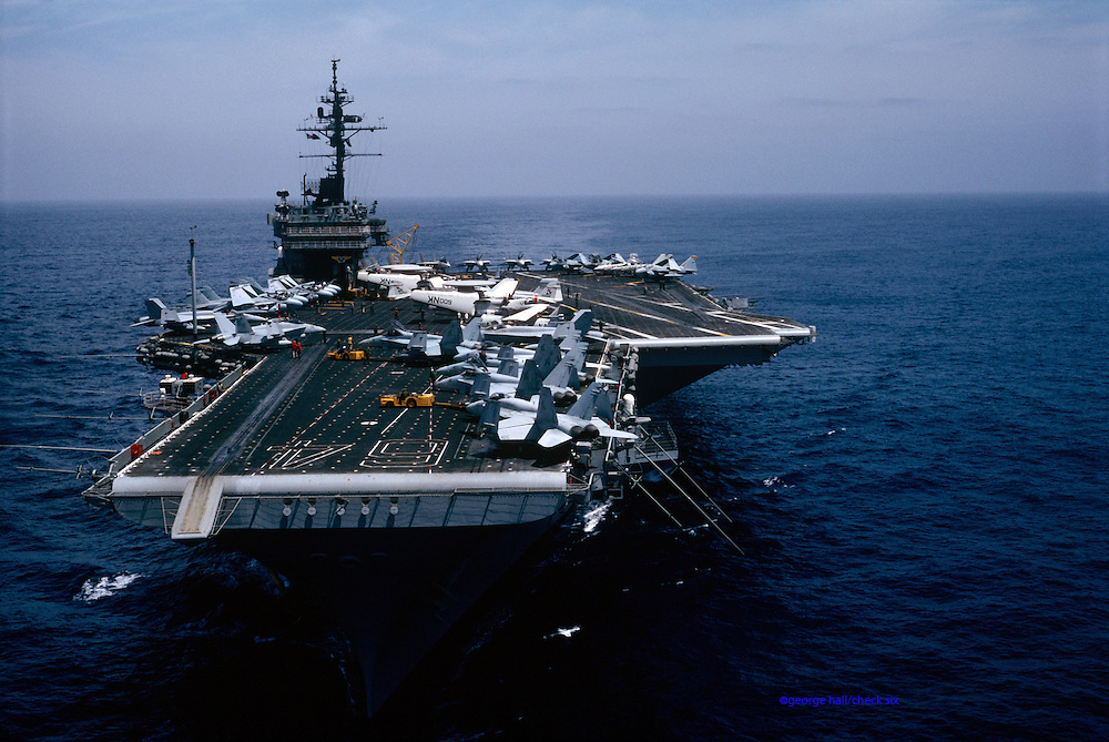 USS Constellation CV-64 military carriers