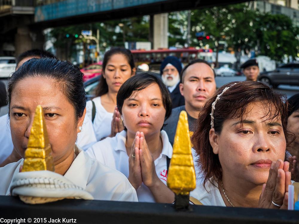 04 SEPTEMBER 2015 - BANGKOK, THAILAND:      PHOTO BY JACK KURTZ