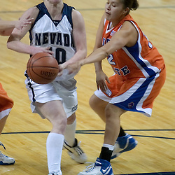 Nevada Women's Basketball v. Boise State (022407)
