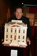 MAVISBANK  HOUSE JEWELRY BOX, Private Preview of the Grosvenor House Art and Antiques Fair. 13 June 2007.  -DO NOT ARCHIVE-© Copyright Photograph by Dafydd Jones. 248 Clapham Rd. London SW9 0PZ. Tel 0207 820 0771. www.dafjones.com.