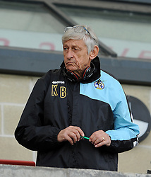 Bristol Rovers' Keith Brookman - Mandatory byline: Neil Brookman/JMP - 07966 386802 - 03/10/2015 - FOOTBALL - Globe Arena - Morecambe, England - Morecambe FC v Bristol Rovers - Sky Bet League Two