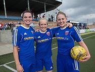 06/10/2017 - Forfar Farmington v Motherwell Ladies in SWPL2 at Station Park, Forfar: