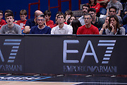 DESCRIZIONE : Milano Lega A 2015-2016 Playoff Finale Gara 1 EA7 Emporio Armani Milano Grissin Bon Reggio Emilia<br /> GIOCATORE : Andrea Lucchetta Beppe Bergomi<br /> CATEGORIA : tifosi vip<br /> SQUADRA : <br /> EVENTO : Campionato Lega A 2015-2016<br /> GARA : EA7 Emporio Armani Milano Grissin Bon Reggio Emilia<br /> DATA : 03/06/2016<br /> SPORT : Pallacanestro<br /> AUTORE : Agenzia Ciamillo-Castoria/Max.Ceretti<br /> GALLERIA : Lega Basket A 2015-2016<br /> FOTONOTIZIA : Milano Lega A 2015-2016 Playoff Finale Gara 1 EA7 Emporio Armani Milano Grissin Bon Reggio Emilia<br /> PREDEFINITA :