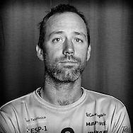 PORTUGAL, Lisbon. 31st May 2012. Volvo Ocean Race, Leg 7 (Miami-Lisbon) finish. Iker Martinez, Skipper, Team Telefonica.