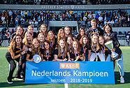 finale meisjes A Den Bosch-SCHC