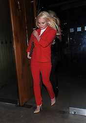 Helen Flanagan at the Zuma restaurant in Knightsbridge, London, UK. 07/12/2013<br />BYLINE MUST READ : GOTCHAIMAGES.COM<br /><br />Copyright by © Gotcha Images Ltd. All rights reserved.<br />Usage of this image is conditional upon the acceptance <br />of Gotcha Images Ltd, terms and conditions available at<br />www.gotchaimages.com