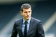 Watford manager Javi Garcia arrives ahead of the Premier League match between Newcastle United and Watford at St. James's Park, Newcastle, England on 3 November 2018.