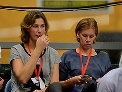 14-12-2014 NED: Swim Cup 2014, Amsterdam<br /> Francien Huurman en Jettie Fokkens