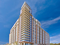 Architectural Photographer of Maryland Jeffrey Sauers of Commercial Photographics image of Bethesda Residential Building