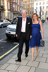 CHRISTOPHER & MARDI GILMOUR at the Spectator Summer Party held at 22 Old Queen Street, London SW1 on 3rd July 2008.<br /><br />NON EXCLUSIVE - WORLD RIGHTS