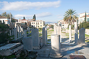 Greece, Athens, The Roman Agora