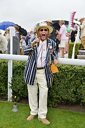 JOHN McCRIRICK at day 3 of the Qatar Glorious Goodwood Festival at Goodwood Racecourse, Chechester, West Sussex on 28th July 2016.