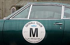 Skyfall Tour, Inveraray, 22 August 2019