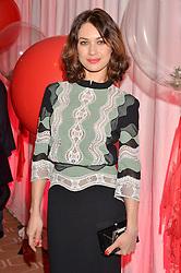 Olga Kurylenko at the Gift of Life held at The Royal Festival Hall on South Bank, London England. 14 January 2017.