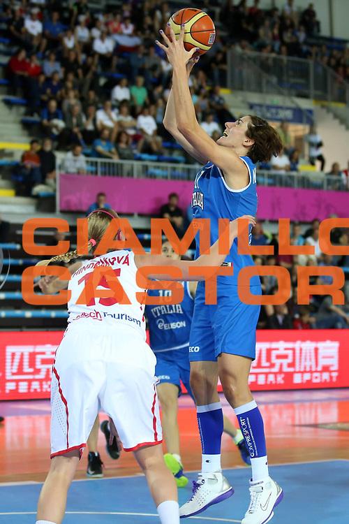 DESCRIZIONE : Orchies 27 giugno 2013 Eurobasket 2013 femminile<br /> Italia Nazionale Femminile Rep Ceca<br /> GIOCATORE : team<br /> CATEGORIA : <br /> SQUADRA : Italia Nazionale Femminile <br /> EVENTO : Eurobasket 2013<br /> Italia Nazionale Femminile Rep Ceca<br /> GARA : Italia Nazionale Femminile Rep Ceca<br /> DATA : 27/06/2013<br /> SPORT : Pallacanestro <br /> AUTORE : Agenzia Ciamillo-Castoria/ElioCastoria<br /> Galleria : Eurobasket 2013<br /> Fotonotizia : Orchies 27 giugno 2013 Eurobasket 2013 femminile<br /> Italia Nazionale Femminile Rep Ceca<br /> Predefinita :