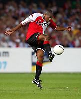 Photo: Maarten Straetemans.<br /> Feyenoord v Liverpool. Rotterdam Tournament. 05/08/2007.<br /> Andre Bahia, Feyenoord