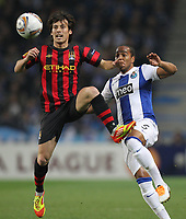 20120216: PORTO, PORTUGAL – UEFA Europa League 2011/2012 - 1/16 Final - 1st Leg: FC Porto vs Man. City.<br />