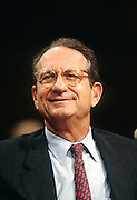 CIA Director John Deutch testifies in Congress on Iraq September 19, 1996 in Washington, DC.