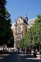 Église Saint-Eustache Paris France in May 2008