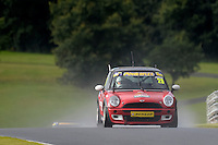 #29 Morgan Jones Mini Cooper during the MINI Challenge - Cooper S, Cooper & Open at Oulton Park, Little Budworth, Cheshire, United Kingdom. August 20 2016. World Copyright Peter Taylor/PSP.