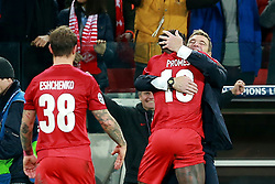 October 18, 2017 - Moscow, Russia - October 17, 2017. Russia, Moscow, Otkritie Arena Stadium. Spartak's head coach Massimo Carrera in the 2017/18 UEFA Champions League's group stage match between Spartak (Moscow, Russia) and Sevilla FC  (Credit Image: © Russian Look via ZUMA Wire)