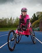Shelby Watson, Wheelchair athlete