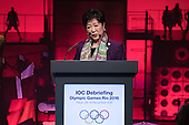 IOC Debriefing of the Olympic Games Rio 2016