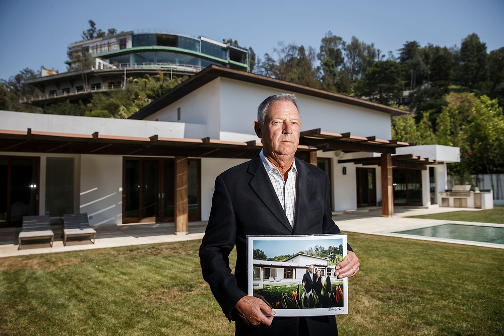 EDITORS NOTE - NO CROPPING OR ENLARGEMENT OF COPYRIGHTED PHOTOGRAPH HELD BY SUBJECT. DO NOT CROP.<br />