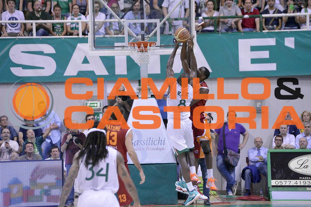 DESCRIZIONE : Roma Lega A 2012-2013 Montepaschi Siena Acea Roma playoff finale gara 4<br /> GIOCATORE : Benjamin Eze Gani Lawal <br /> CATEGORIA : Rimbalzo Sequenza Controcampo<br /> SQUADRA : Montepaschi Siena Acea Roma<br /> EVENTO : Campionato Lega A 2012-2013 playoff finale gara 4<br /> GARA : Montepaschi Siena Acea Roma<br /> DATA : 17/06/2013<br /> SPORT : Pallacanestro <br /> AUTORE : Agenzia Ciamillo-Castoria/GiulioCiamillo<br /> Galleria : Lega Basket A 2012-2013  <br /> Fotonotizia : Roma Lega A 2012-2013 Montepaschi Siena Acea Roma playoff finale gara 4<br /> Predefinita :
