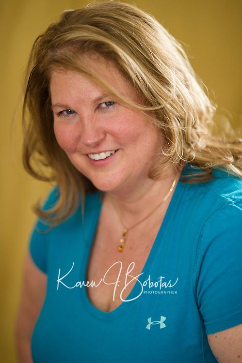 Portrait session with Sherri.  Karen Bobotas Photographer