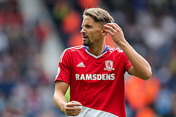 Gaston Ramirez of Middlesbrough looks on - Rogan Thomson/JMP - 28/08/2016 - FOOTBALL - The Hawthornes - West Bromwich, England - West Bromwich Albion v Middlesbrough - Premier League.