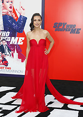 'The Spy Who Dumped Me' Los Angeles Premiere - Red Carpet 07-25-2018