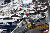 MOTORSPORT - F1 2012 - MONACO GRAND PRIX - MONACO (MON) - 25 TO 27/05/2012 - PHOTO : ERIC VARGIOLU / DPPI - <br /> MASSA FELIPE (BRA) - FERRARI F2012 - ACTION