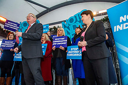 Pictured: Jackson Carlaw and Ruth Davidson rally the troops<br />