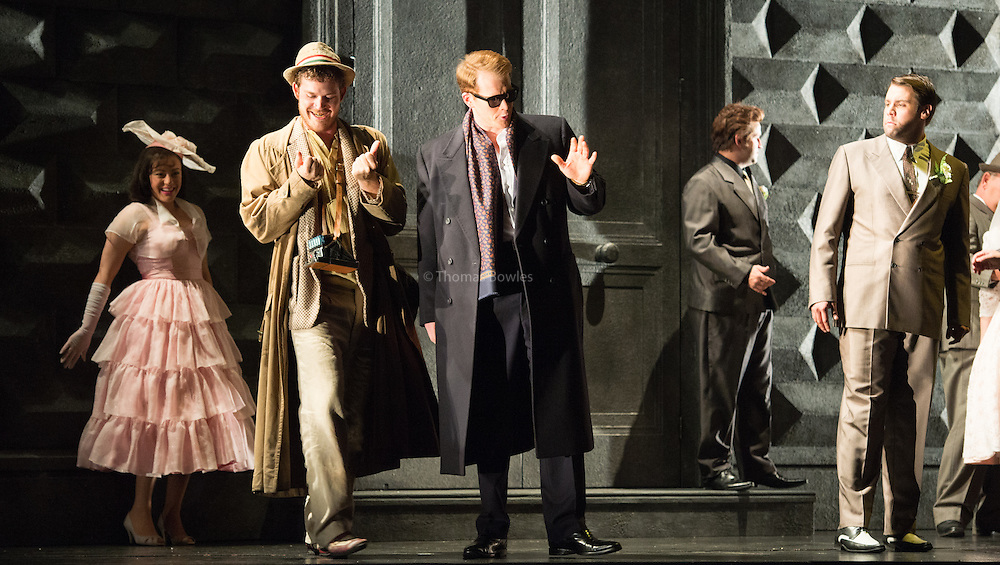 Glyndebourne Touring Opera present Don Giovanni by Wolfgang Amadeus Mozart<br /> <br /> <br /> Don Giovanni - Duncan Rock<br /> Don Ottavio  - Anthony Gregory<br /> Leporello  - Brandon Cedel<br /> <br /> Conductor Pablo Gonz&aacute;lez (15, 22, 25, 27, 30 Oct; 4,8, 11, 15, 18, 22, 25 Nov)<br /> Ben Gernon (29 Nov; 2, 6, 9 Dec)<br /> Director Jonathan Kent<br /> Revival Director Lloyd Wood<br /> Designer Paul Brown<br /> Lighting Designer Mark Henderson<br /> <br /> The Glyndebourne Tour Orchestra<br /> The Glyndebourne Chorus<br /> <br /> Don Giovanni Duncan Rock<br /> Donna Anna Ana Maria Labin<br /> Don Ottavio Anthony Gregory<br /> Donna Elvira Magdalena Molendowska<br /> Leporello Brandon Cedel<br /> Il Commendatore Andrii Goniukov<br /> Zerlina Louise Alder<br /> Masetto Božidar Smiljanić
