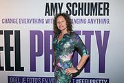 Nederlandse premiere van de film I Feel Pretty bij Pathe ArenA. Op de foto: Esther van der Voort